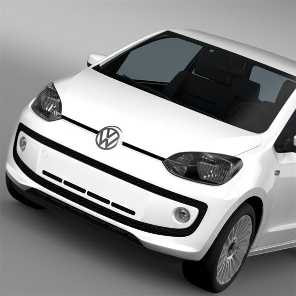 VW UP 3 door 2015