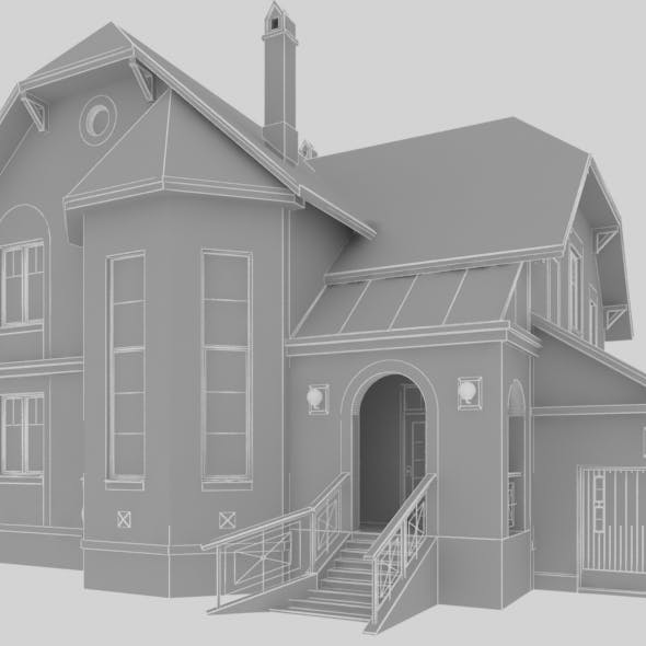 31a - 2 storey house