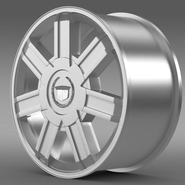 Cadillac Escalade awd 2012 rim - 3DOcean Item for Sale