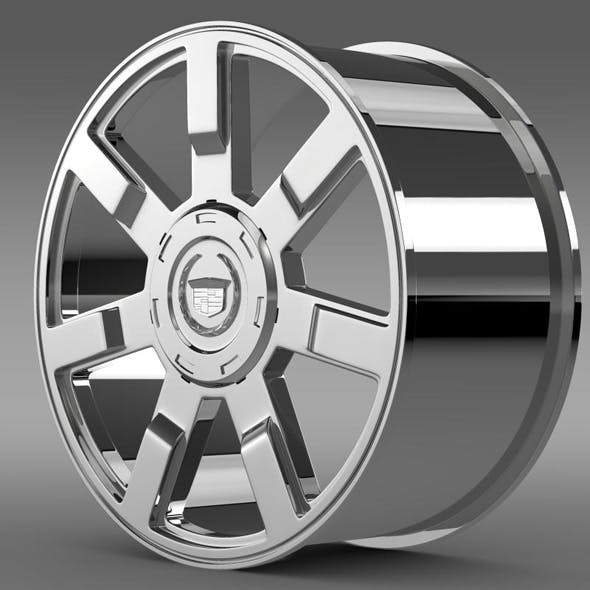 Cadillac Escalade esv 2wd1 rim