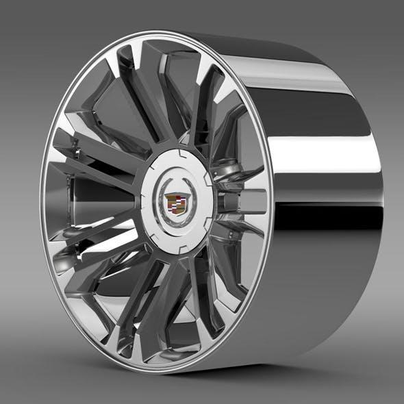 Cadillac Escalade 2013 rim