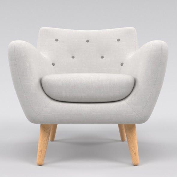 White Chair (armchair)