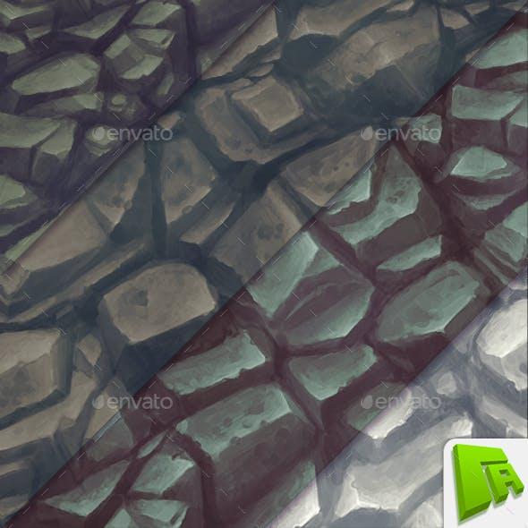 Cliff Rock - 3DOcean Item for Sale