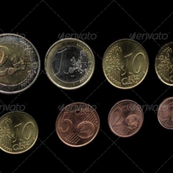 A full set of Euro coins!