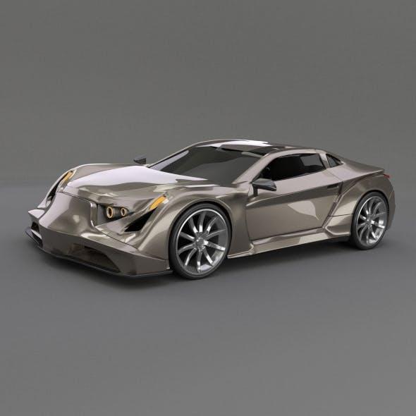 Speedtrooper concept vehicle