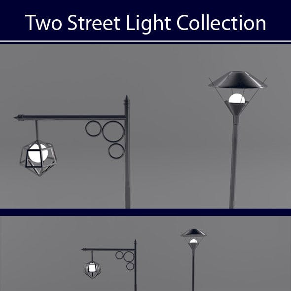 Two Street light Collection