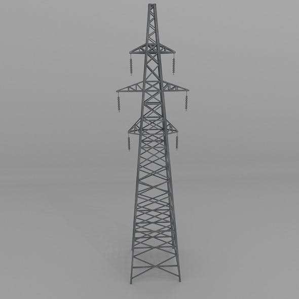 Column Power Lines