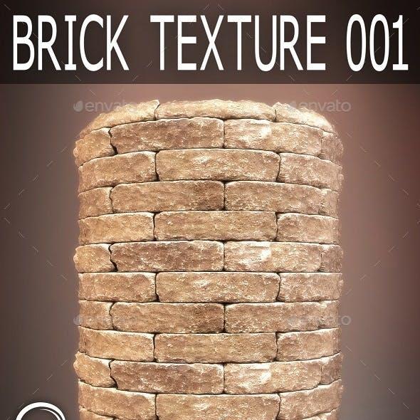 Brick Textures 001