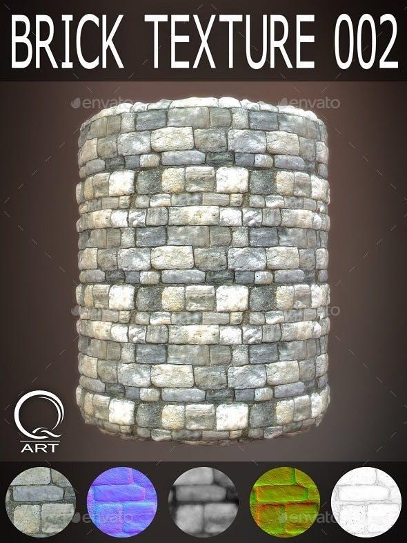Brick Textures 002 - 3DOcean Item for Sale