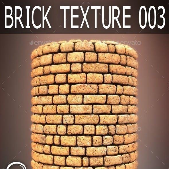 Brick Textures 003