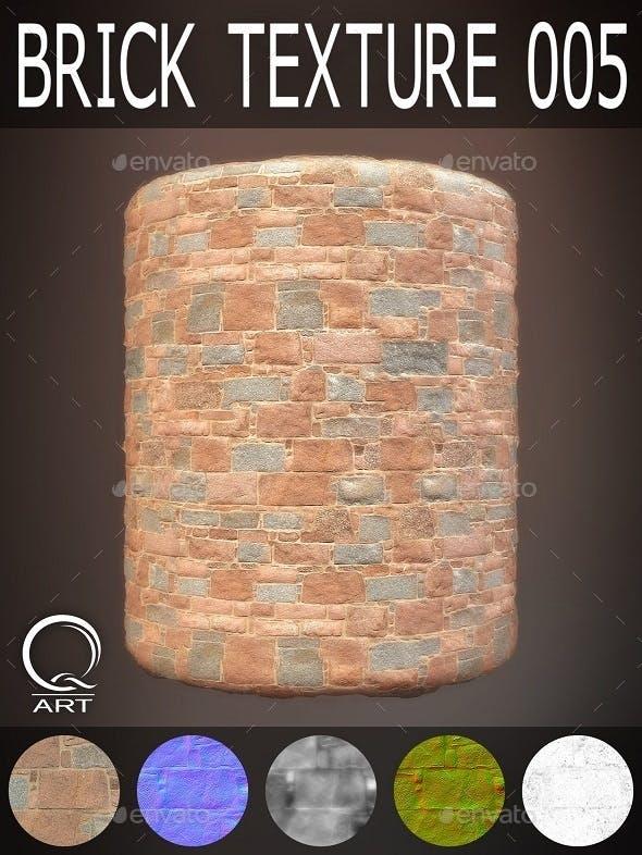 Brick Textures 005 - 3DOcean Item for Sale