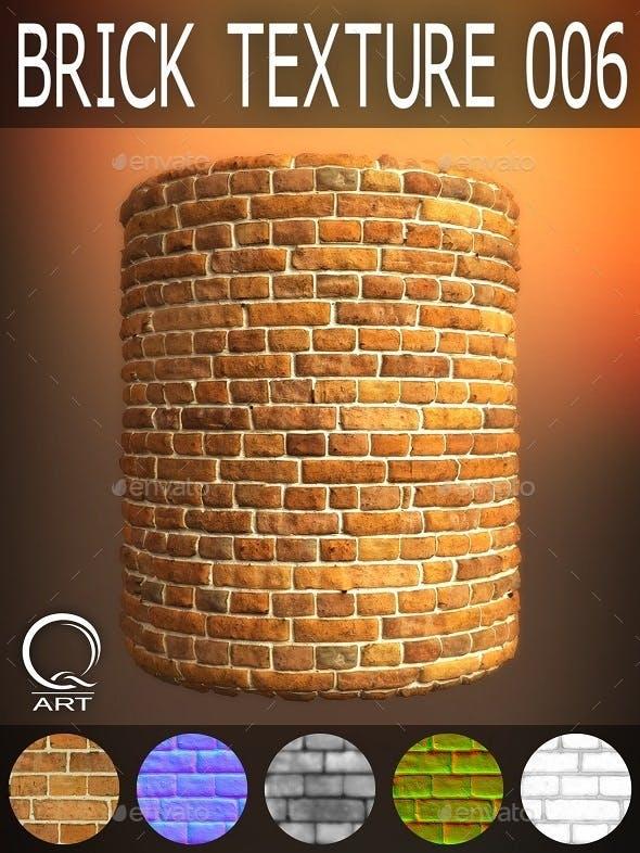 Brick Textures 006 - 3DOcean Item for Sale