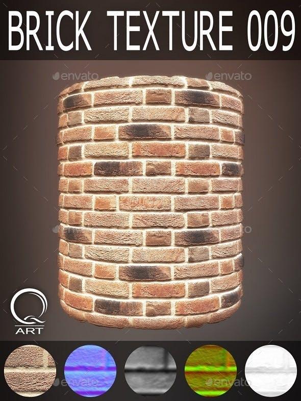 Brick Textures 009 - 3DOcean Item for Sale