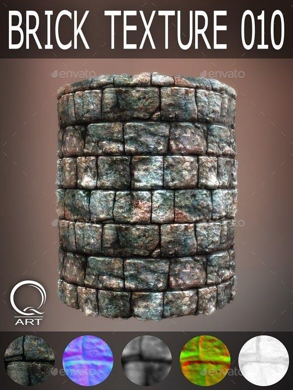 Brick Textures 010 - 3DOcean Item for Sale