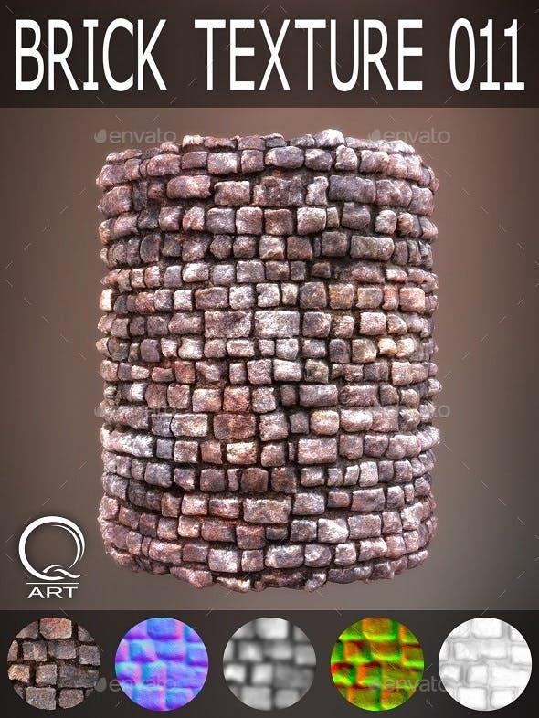 Brick Textures 011 - 3DOcean Item for Sale
