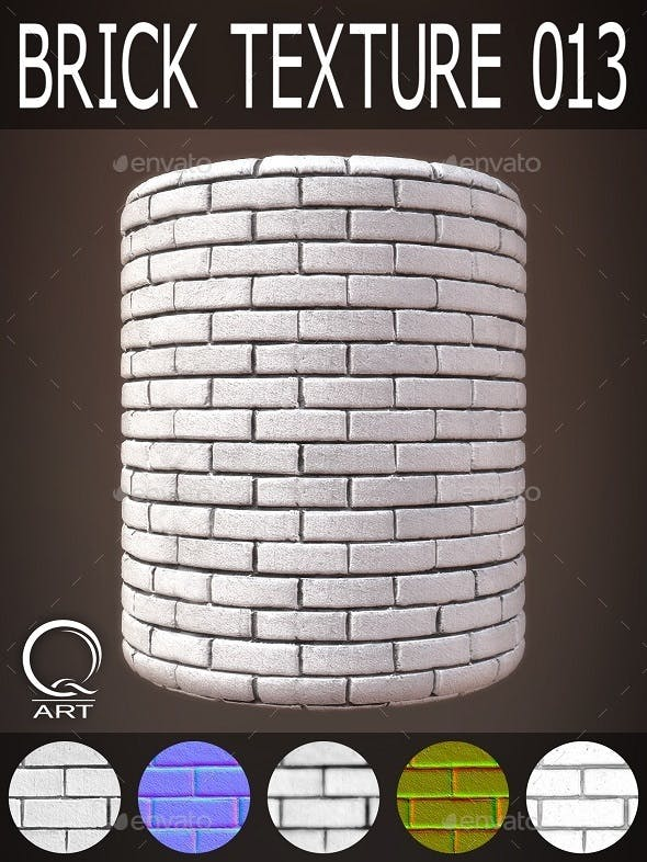 Brick Textures 013 - 3DOcean Item for Sale