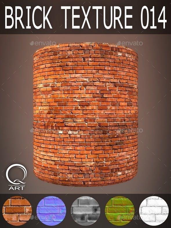 Brick Textures 014 - 3DOcean Item for Sale