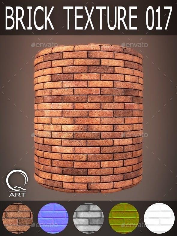 Brick Textures 017 - 3DOcean Item for Sale