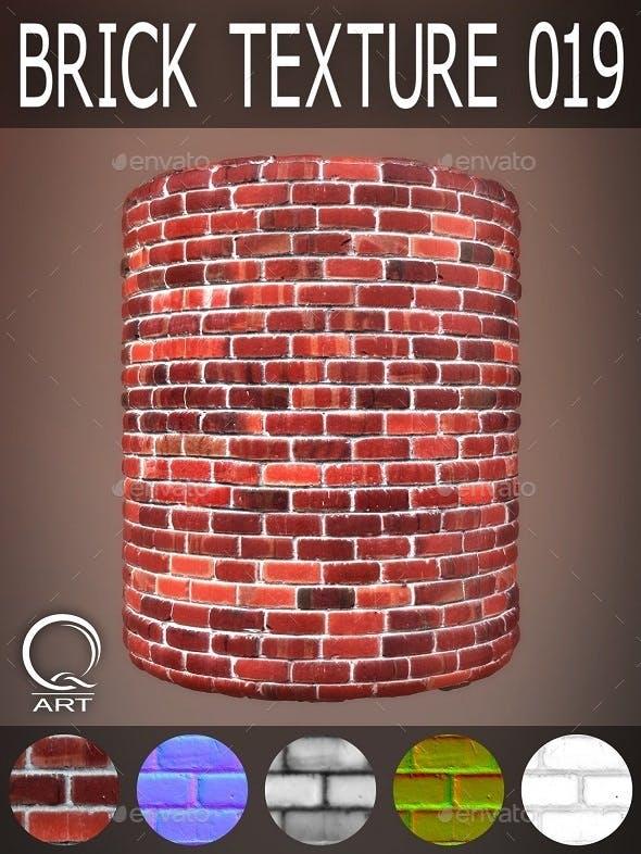 Brick Textures 019 - 3DOcean Item for Sale