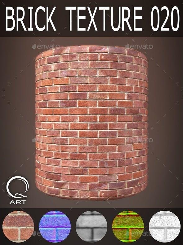 Brick Textures 020 - 3DOcean Item for Sale