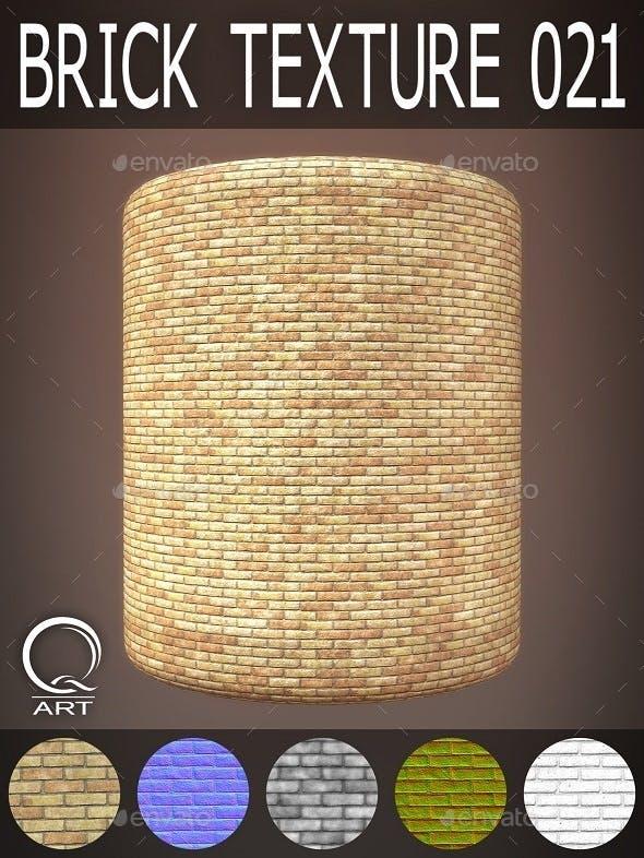 Brick Textures 021 - 3DOcean Item for Sale