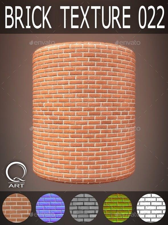 Brick Textures 022 - 3DOcean Item for Sale