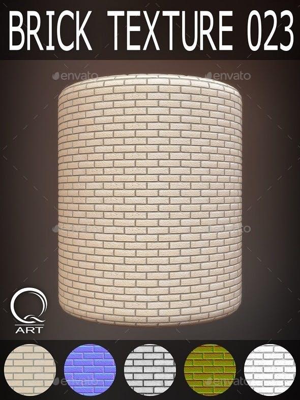 Brick Textures 023 - 3DOcean Item for Sale