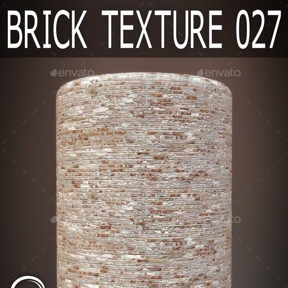 Brick Textures 027