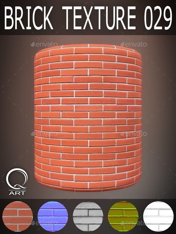 Brick Textures 029 - 3DOcean Item for Sale