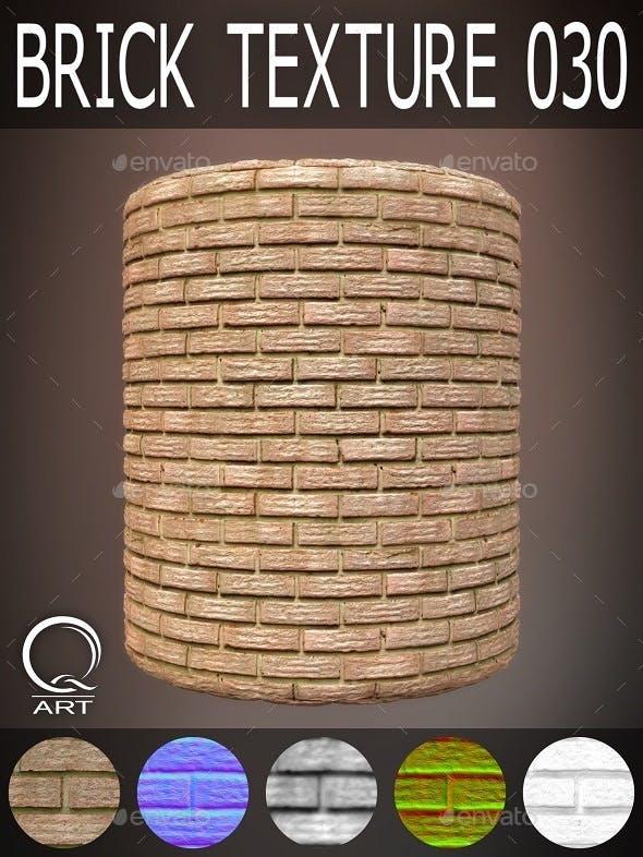 Brick Textures 030 - 3DOcean Item for Sale