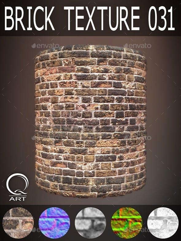 Brick Textures 031 - 3DOcean Item for Sale