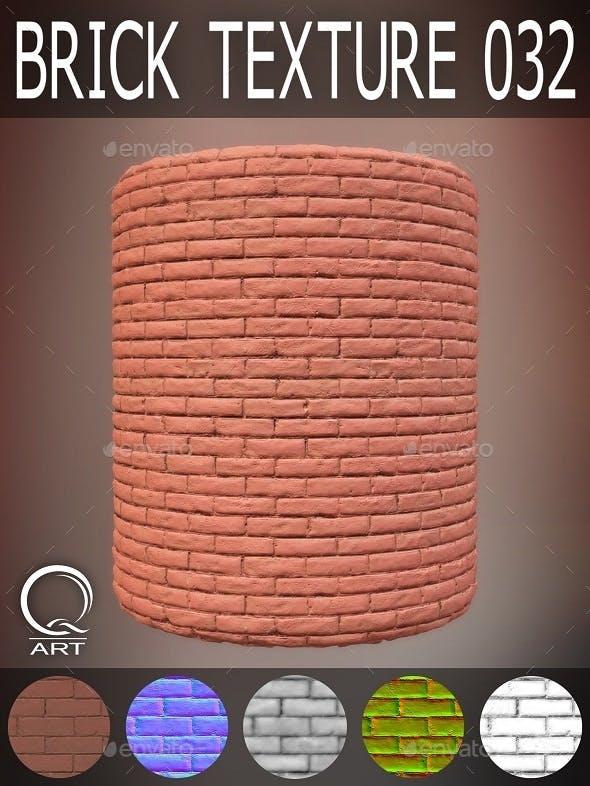 Brick Textures 032 - 3DOcean Item for Sale