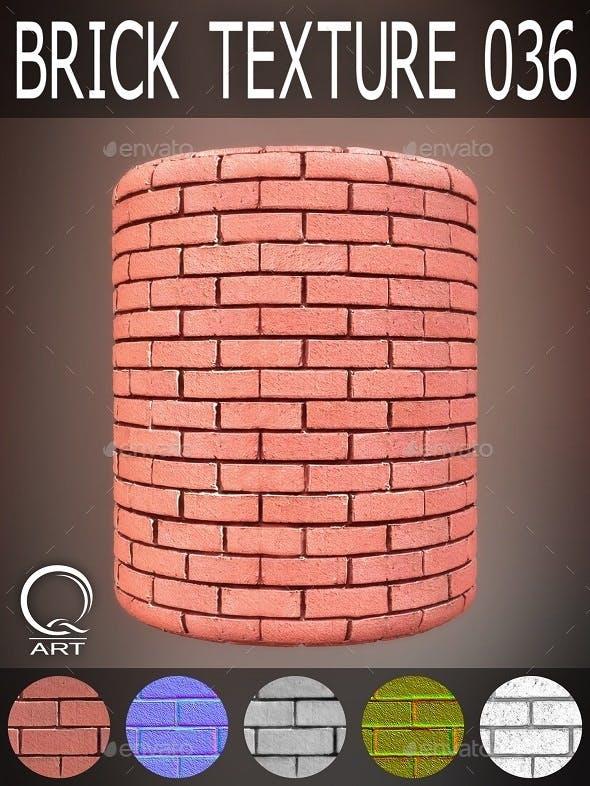 Brick Textures 036 - 3DOcean Item for Sale