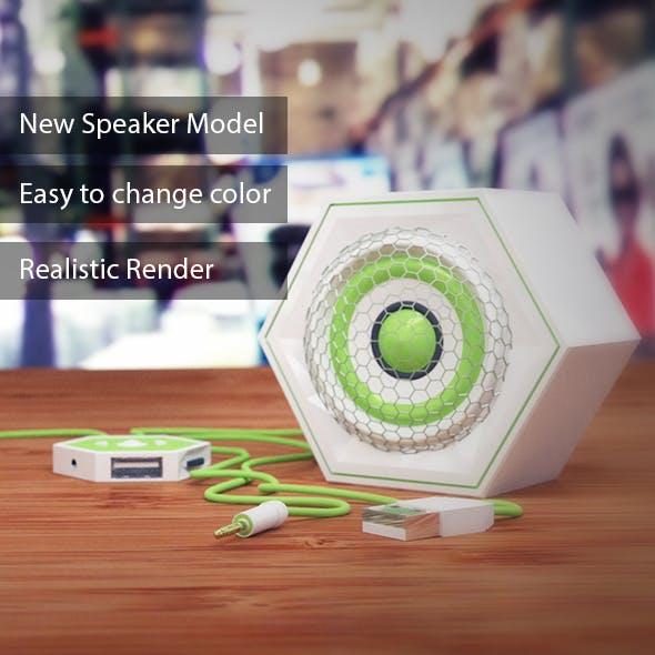 New Speaker Model