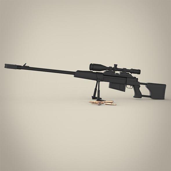 R4P3 Sniper Gun