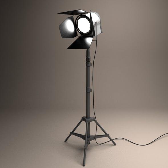 Studio spot light