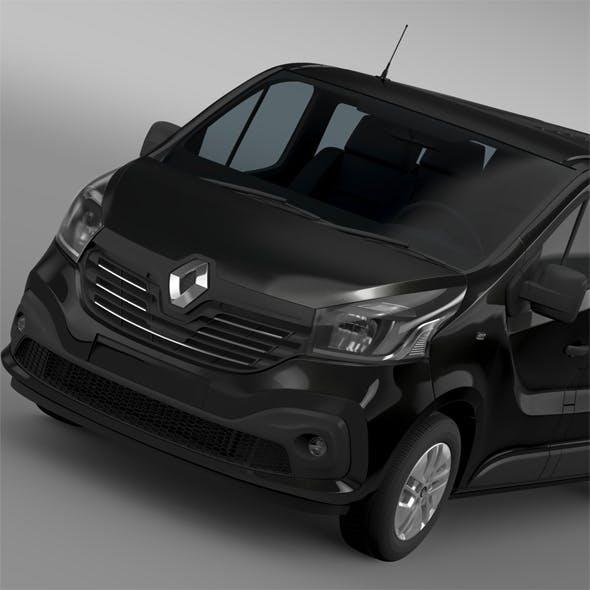 Renault Trafic Minibus L2H1 2015