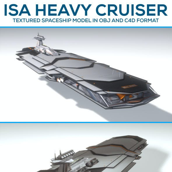 ISA Heavy Cruiser