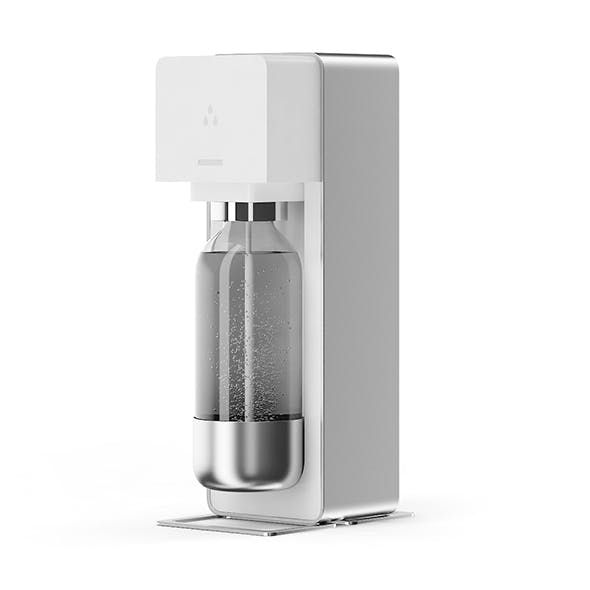 Soda Syphon - 3DOcean Item for Sale