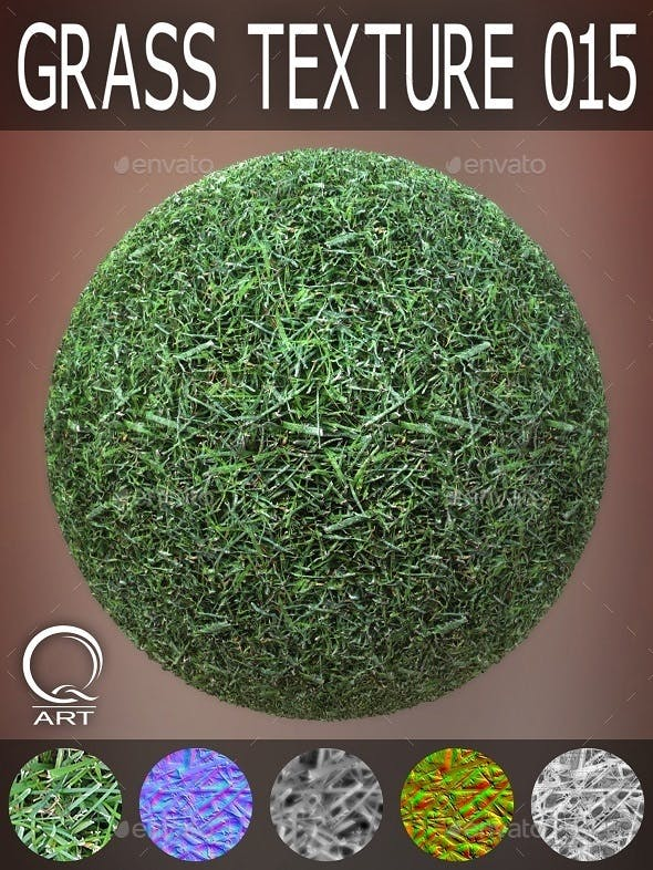 Grass Textures 015 - 3DOcean Item for Sale