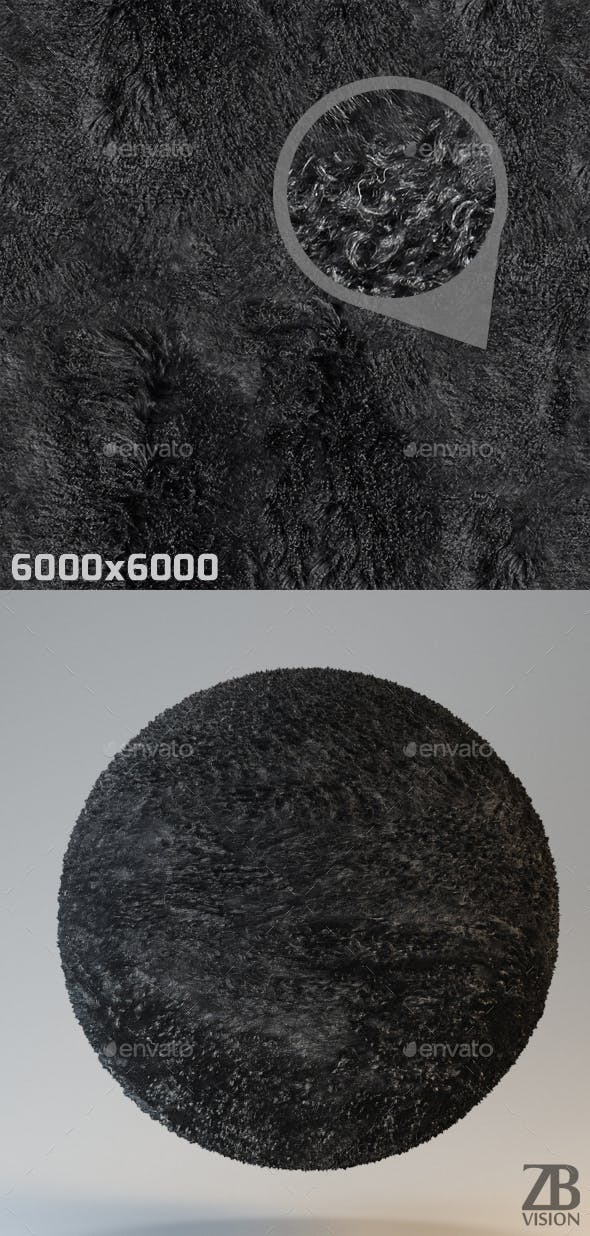 Fur Texture - 3DOcean Item for Sale