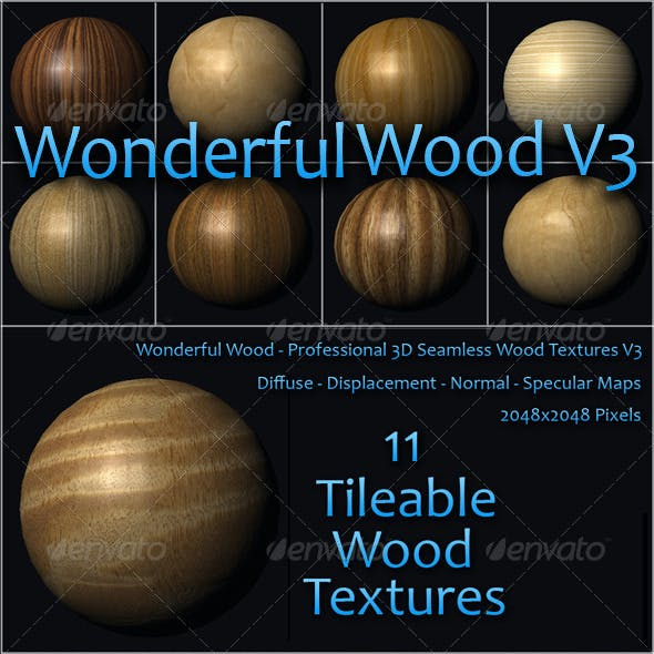 Wonderful Wood Volume Three