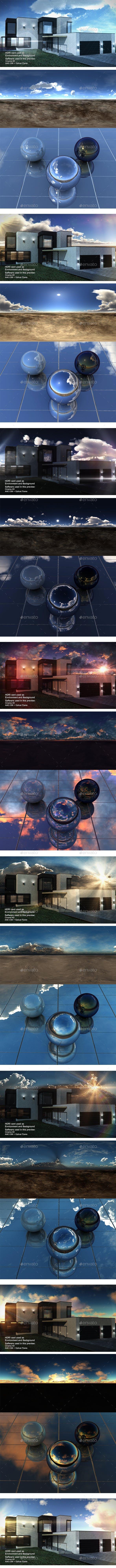 HDRI Pack - Desert vol7 - 3DOcean Item for Sale