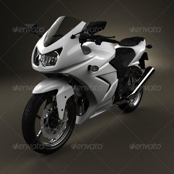 Sport Bike 1