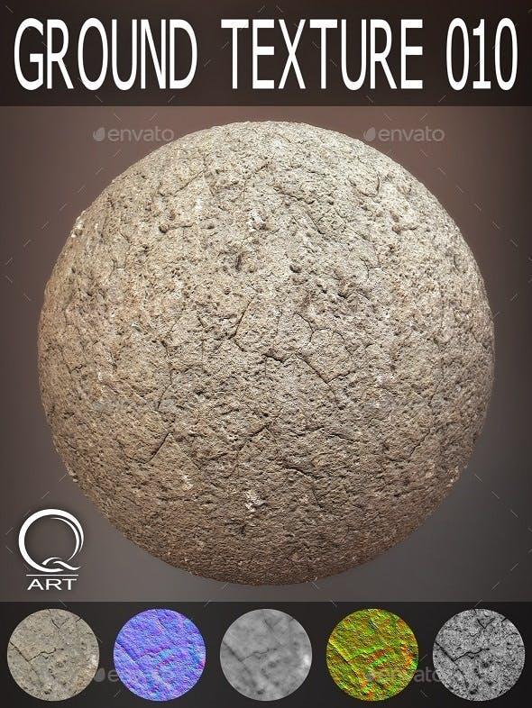 Ground Textures 010 - 3DOcean Item for Sale