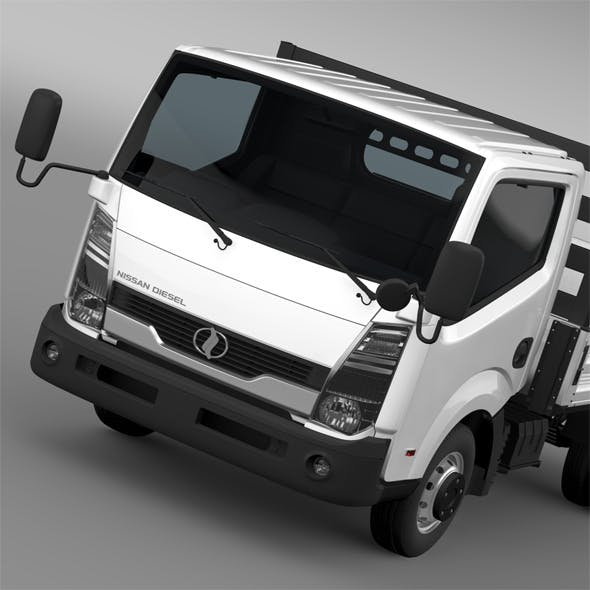 Nissan Condor Tipper 2012