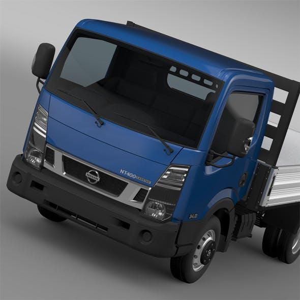 Nissan NT400 Tipper 2016 - 3DOcean Item for Sale