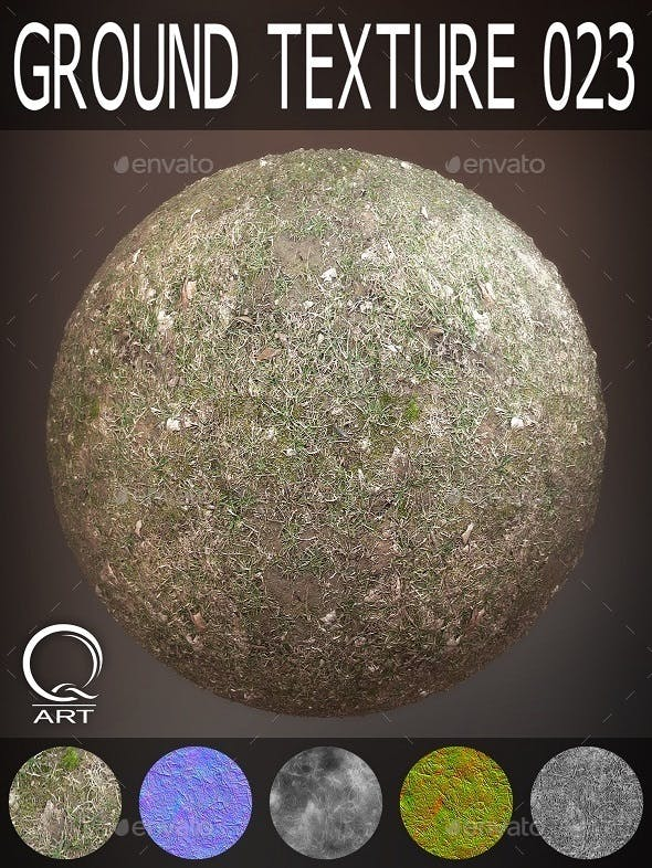 Ground Textures 023 - 3DOcean Item for Sale