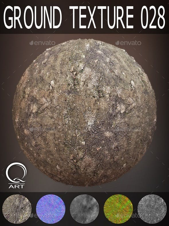 Ground Textures 028 - 3DOcean Item for Sale