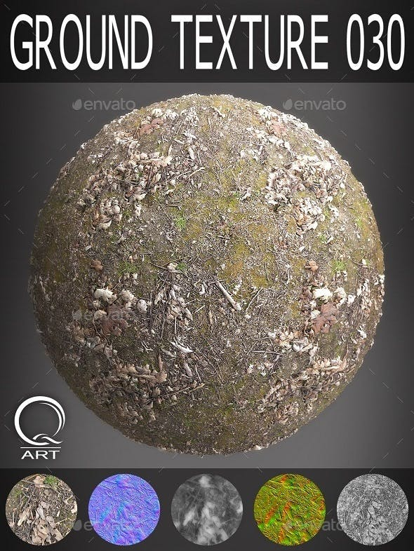 Ground Textures 030 - 3DOcean Item for Sale